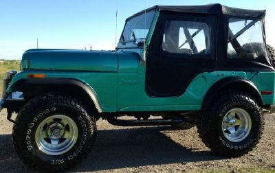 1974 CJ5 Jeep