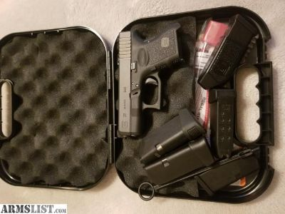 For Sale: New glock 26 9mm