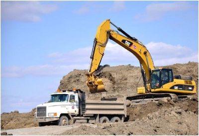 We can help you finance a dump truck or heavy equipment