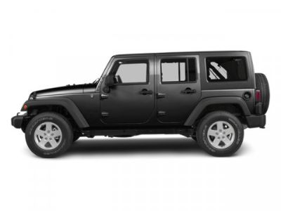 2013 Jeep Wrangler Unlimited Sport (Black)