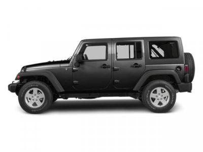 2013 Jeep Wrangler Unlimited Rubicon (Black)