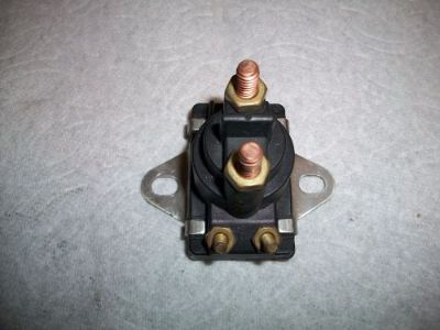 Sell Mercury Outboard Motor Tilt Trim Solenoid Mounting Holes 2 1/4 Apart. motorcycle in Independence, Missouri, United States, for US $20.00