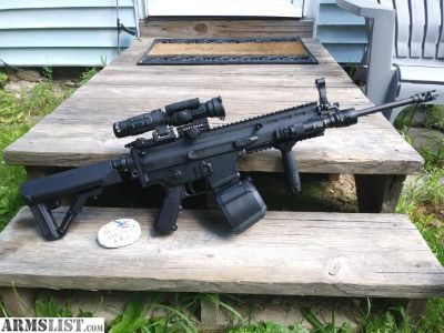 For Sale: Over $3500 value!! SCAR 16s