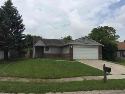 4124 Robertson Court Indianapolis, Newly rehabbed Three BR/Two BA