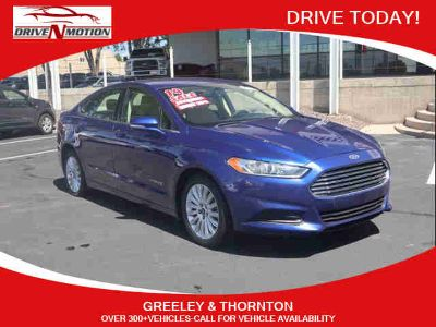 Used 2014 Ford Fusion for sale