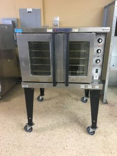 Bakers Pride Gas Convection Oven RTR#8073751-01