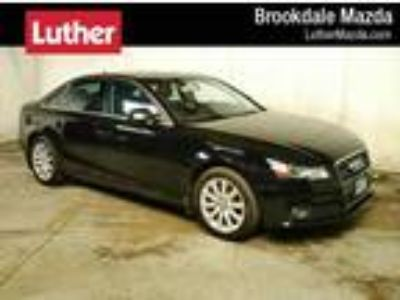 used 2012 Audi A4 for sale.