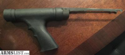 For Sale: Mossberg pump shotgun Foregrip