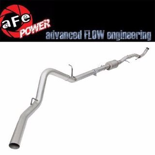 "Sell aFe Atlas Aluminized 4"" OFF ROAD Exhaust For '15.5-16 Duramax Diesel 6.6L LML motorcycle in Gallatin, Tennessee, United States, for US $279.30"