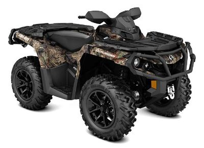 2018 Can-Am Outlander XT 850 Utility ATVs Leesville, LA