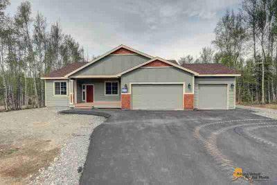 2827 W Angela Drive Wasilla Four BR, You'll love this stunning