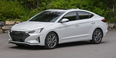 2019 Hyundai Elantra SE 2.0L Automatic (Gray)