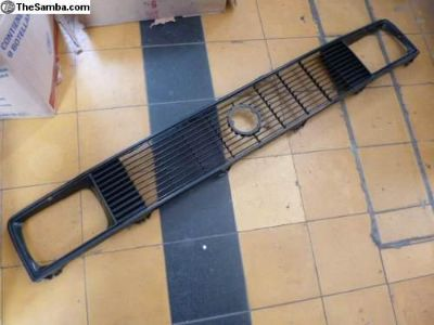 1979- Early 1981 Rabbit Mk1 Grille 2 types