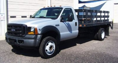 2006 Ford F-450 Stakebed *25 K Miles*