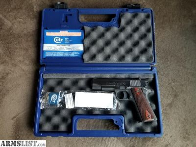 For Sale/Trade: Colt commander .45 series 80