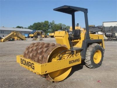 1990 BOMAG BW172PD