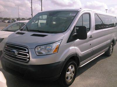 2016 Ford Transit Wagon XLT (Ingot Silver Metallic)