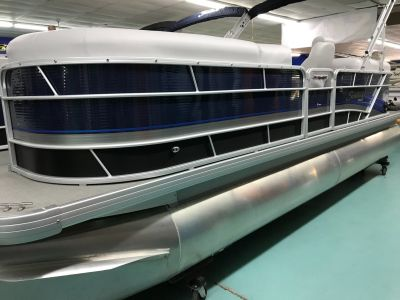 2018 Sweetwater SW2286SB TriToon Pontoons Boats Coloma, MI