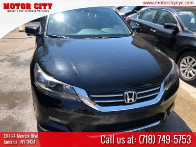 2014 Honda Accord EX-L (Black)