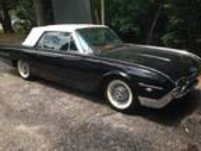 1962 Ford Thunderbird Roadster Leather 390ci V8