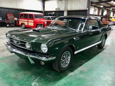 1966 Alfa Romeo Mustang