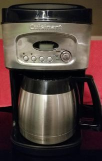 Cuisinart Thermos Crafe Coffee Maker
