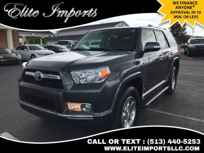 2013 Toyota 4Runner Limited (Gray)
