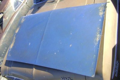 Purchase 1974 74 1973 73 Chevy Nova TRUNK LID SOLID motorcycle in Great Bend, Kansas, US, for US $150.00