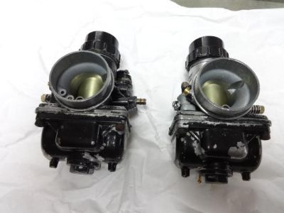 Sell YAMAHA RD 350 CARB'S OR CARBURETOR'S 1973-1975 WITH NEW KITS motorcycle in Alexandria, Virginia, US, for US $199.99