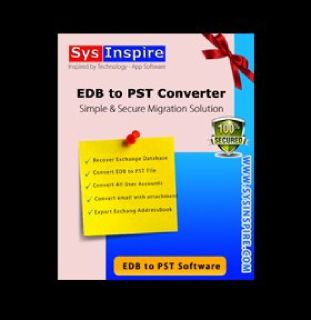 Free EDB to PST Converter Software to Convert EDB to PST