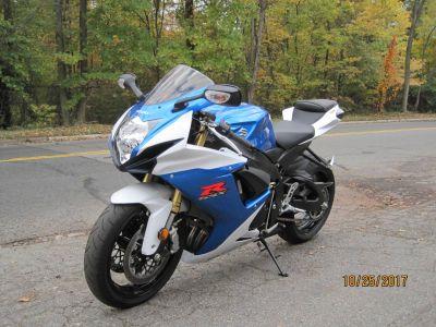 2014 Suzuki GSX-R750 Sport Motorcycles Metuchen, NJ