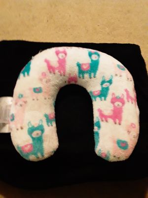Toddler/ small child neck pillow