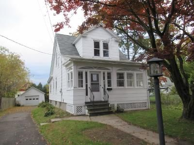 3 Bed 1 Bath Foreclosure Property in Schenectady, NY 12309 - Garner Ave