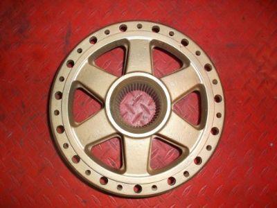 Purchase Sprint Car Race Car Sanders Splined Wheel Center motorcycle in Jackson, Missouri, United States