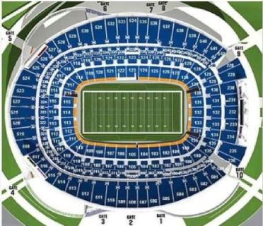 Seattle Seahawks at Denver Broncos September 9 (2 tickets + Parking Pass)