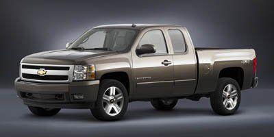 2007 Chevrolet Silverado 1500 Work Truck (Graystone Metallic)