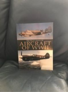 Aircraft of WWII book large