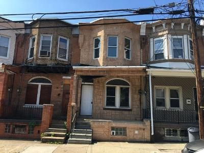 3 Bed 1 Bath Foreclosure Property in Camden, NJ 08104 - Lowell St