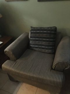 Sofa and Matching Chair