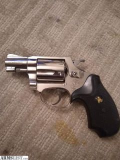 For Sale: Smith Wesson model 36