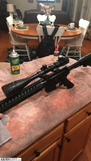 For Sale/Trade: AR-15 7.62x39