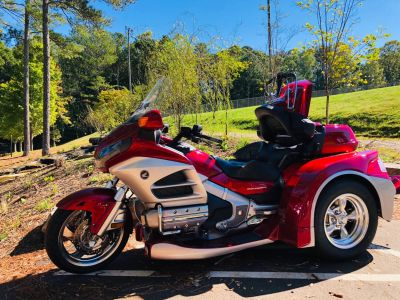 2012 Honda Gold Wing Navi XM Touring Motorcycles Jasper, GA