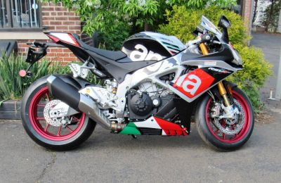 2016 Aprilia RSV4 RF ABS SuperSport Motorcycles New Haven, CT