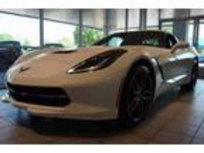 new 2019 Chevrolet Corvette for sale.