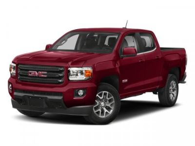 2018 GMC Canyon 4WD SLT (Marine Blue Metallic)