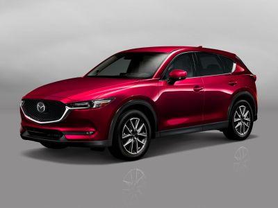 2017 Mazda CX-5 Grand Select (Eternal Blue)