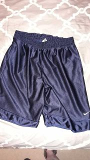 Dark blue Nike men's size M sport shorts