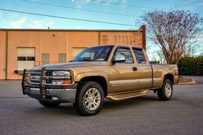 2000 Chevy Silverado 1500 z71