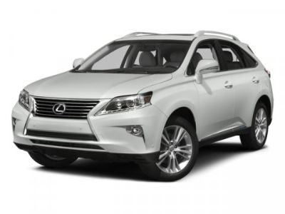 2015 Lexus RX 450h Base (BLACK)