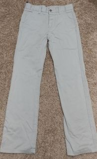 New Boys size 14 slim CHAPS Khaki pants